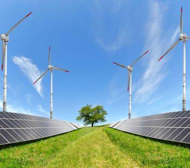 Planta de energía eólica de Londres